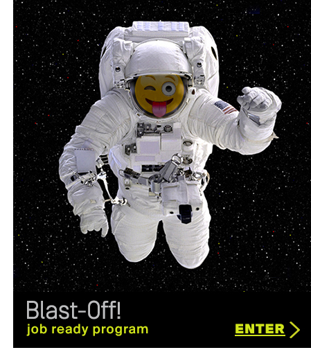 Blast Off job ready program